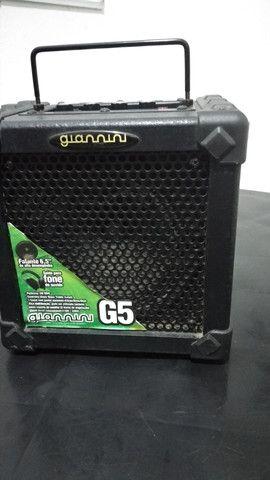 Cubo Para Guitarra G5 - GIANNINI