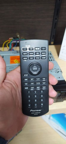 Dvd Pioneer Avh-8780avbt  com Bluetooth - Foto 5