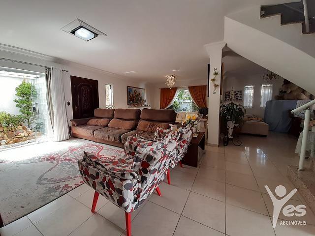 Sobrado com 4 dormitórios sendo 3 suítes, 10 vagas, Vila Homero Thon, Santo André, SP - Foto 11