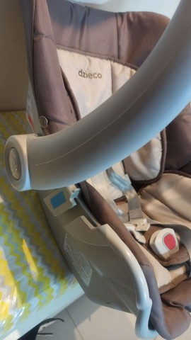 Bebê conforto novíssimo  - Foto 5
