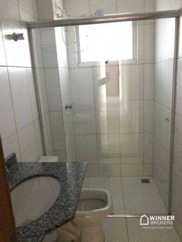 Apartamento com 3 dormitórios à venda, 80 m² por R$ 300.000,00 - Zona 01 - Cianorte/PR - Foto 11