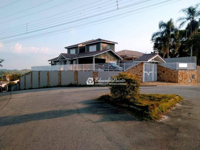 Sobrado com 3 dormitórios à venda, 250 m² por R$ 800.000,00 - Paraíso de Igaratá - Igaratá