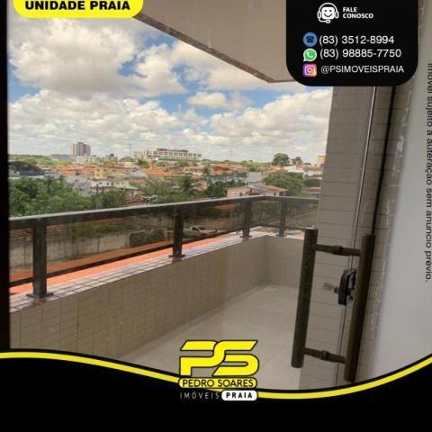 Apartamento com 2 dormitórios à venda, 55 m² por R$ 210.000 - Expedicionários - João Pesso - Foto 6
