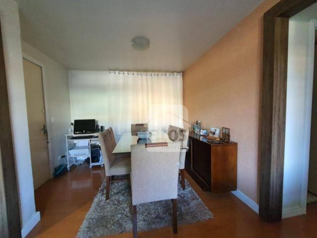 Apartamento com 3 dormitórios à venda, 52 m² por R$ 159.000,00 - Fazendinha - Curitiba/PR - Foto 11