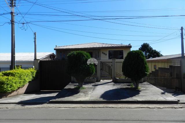 Casa à venda com 3 dormitórios em Conradinho, Guarapuava cod:928161