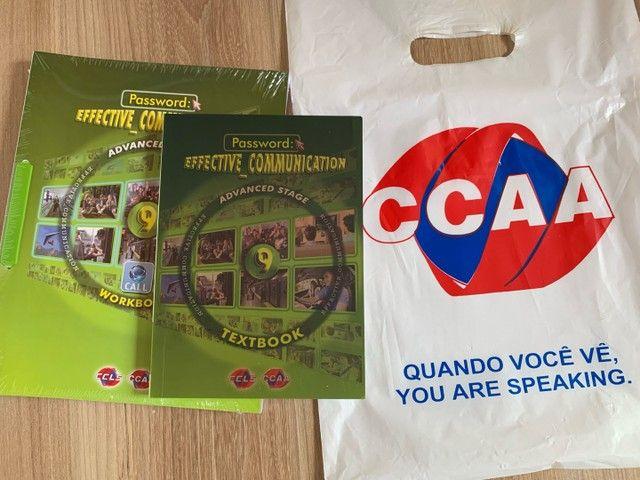 Livros CCAA Módulo 9 Workbook + Textbook