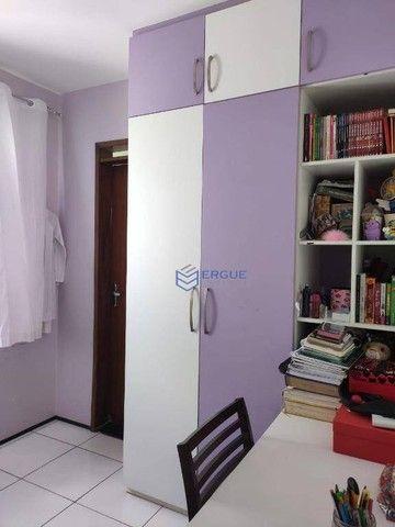 Apartamento com 3 dormitórios à venda, 75 m² por R$ 190.000 - Benfica - Fortaleza/CE - Foto 16