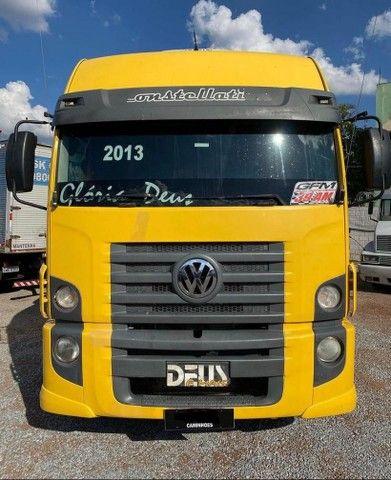 Caminhão Vw 24280 Carroceria - Foto 2