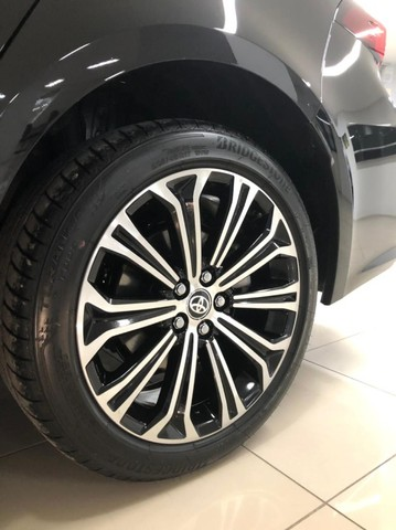 Imperdível!!! Toyota Corolla Altis Premium Hybrid 1.8AT 2021 com apenas 6 mil km! - Foto 12