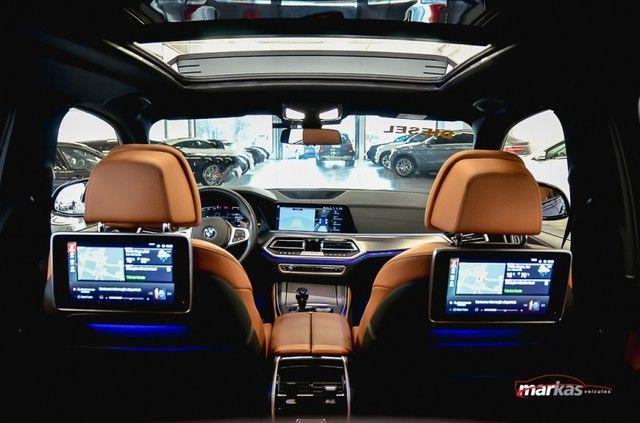 BMW X5 M XDRIVE30D MSPORT 265HP 30 MIL KM UNICO DONO 4P - Foto 11