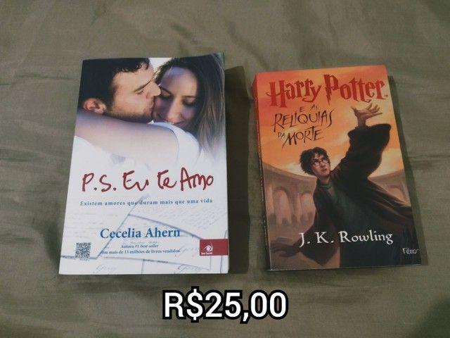 Livros - (Harry Potter, Fallen...) - Foto 2