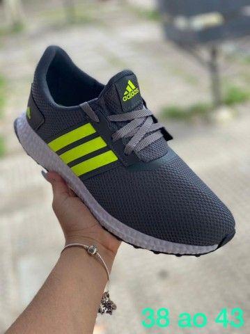 Tênis Masculino Nike e Adidas Lançamento - Foto 4