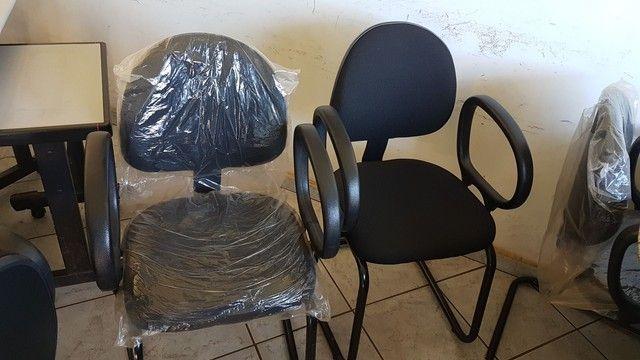 Escritório, mesas, cadeiras - Foto 5