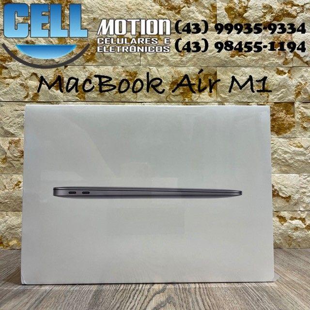 Novo MacBook Air M1 256GB Apple