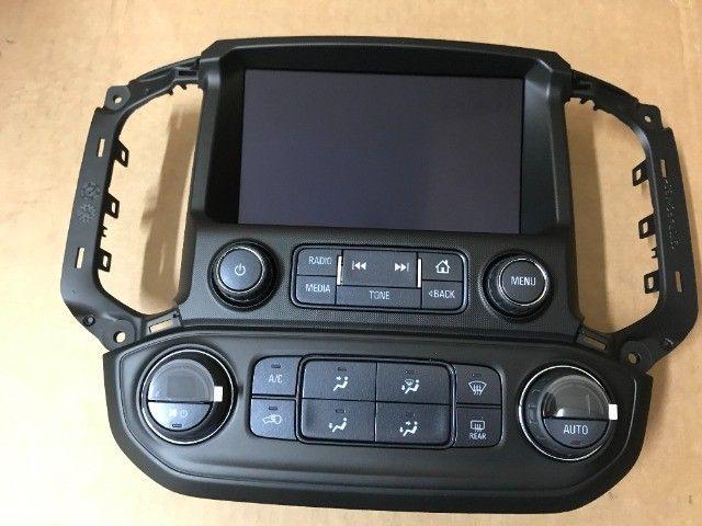 Central Multimídia GM S10/Trailblazer -  Com Controles do A/C - Foto 5