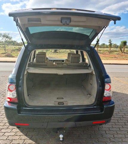 Range Rover Sport SE 3.0 4x4 TDV6 Diesel/ impecável/ revisada/ pneus novos - Foto 12