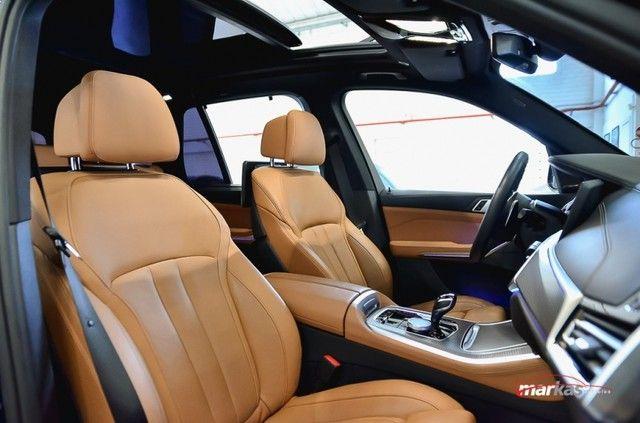 BMW X5 M XDRIVE30D MSPORT 265HP 30 MIL KM UNICO DONO 4P - Foto 7