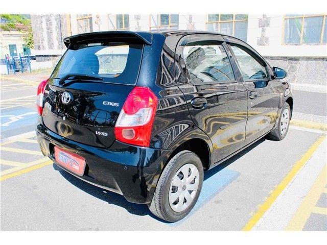 Toyota Etios 2014 1.5 xs 16v flex 4p manual - Foto 9