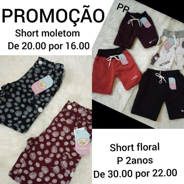 Promoção de Shorts - Foto 2
