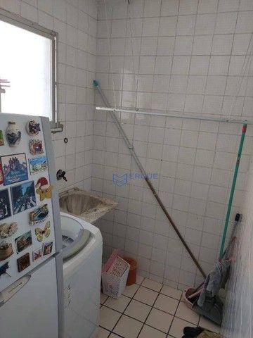 Apartamento com 3 dormitórios à venda, 75 m² por R$ 190.000 - Benfica - Fortaleza/CE - Foto 10