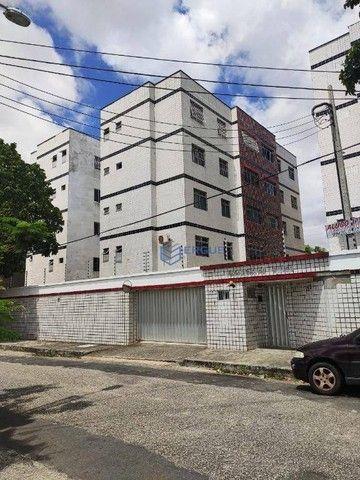 Apartamento com 3 dormitórios à venda, 75 m² por R$ 190.000 - Benfica - Fortaleza/CE - Foto 3