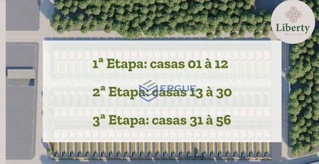 Casa à venda, 100 m² por R$ 289.900,00 - Eusébio - Eusébio/CE - Foto 12