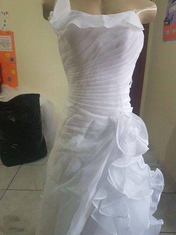 Vestidos de noiva seminovos  - Foto 4