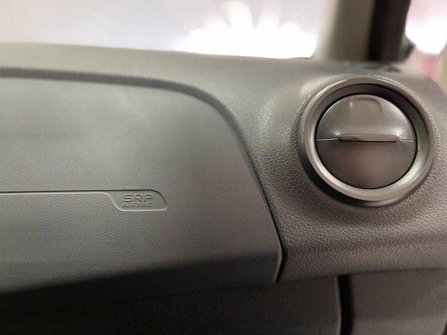 Renault Logan Authentique 1.0 12V  (Flex) - 2019 - Foto 15