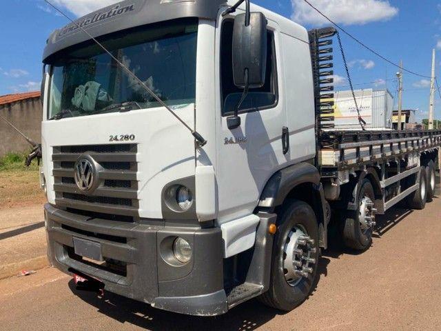 Caminhão 24280 a venda - Foto 4