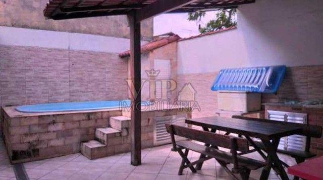 Ótima residência linear com piscina em terreno 9x30 (270m²). Aceita carta e Fgts! - Foto 3