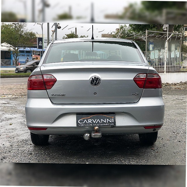 Volkswagen Voyage Trendline 1.6 2018 com GNV - Foto 6