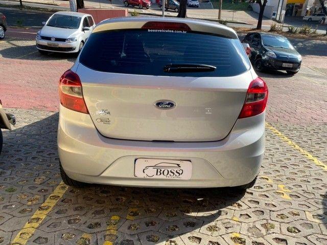 FORD KA SE 1.0 HB FLEX 2018 - VEICULO EM EXCELENTE ESTADO, REVISADO, PNEUS BONS - Foto 7