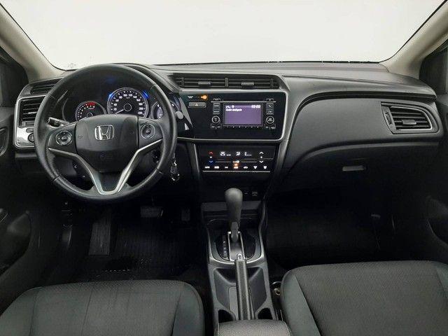 CITY 2018/2018 1.5 EX 16V FLEX 4P AUTOMÁTICO - Foto 4