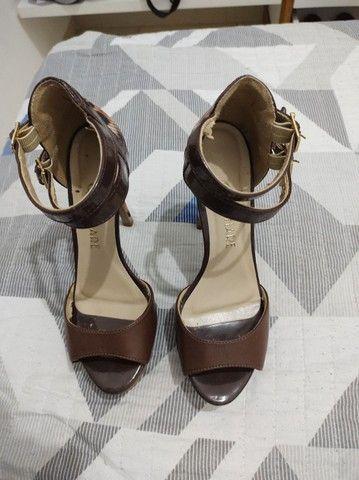 Sapato Alto n 36/37 - Foto 2