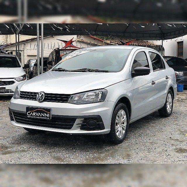 Volkswagen Voyage Trendline 1.6 2018 com GNV - Foto 4