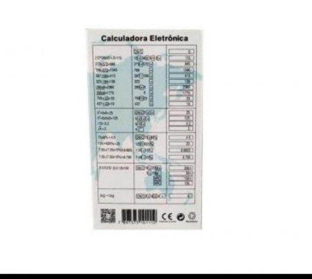 calculadora - Foto 2