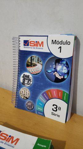 Kit Apostilas SiM 3ª Série Enem - Foto 2