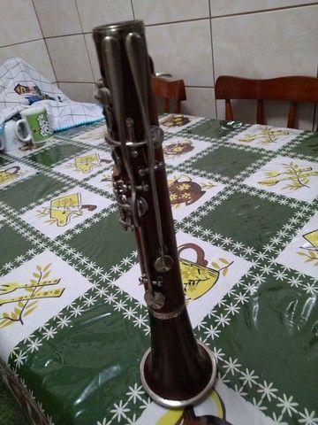 Clarinete de Madeira - Foto 4
