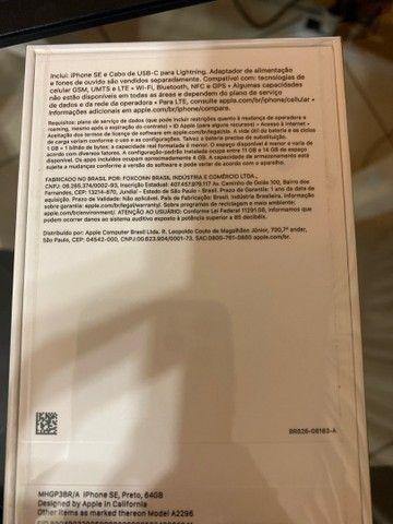 iPhone SE novo - Foto 2