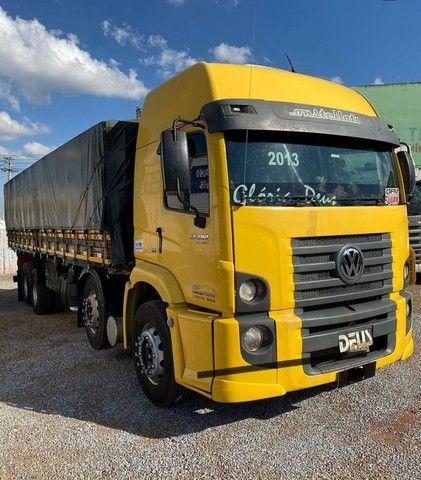 Caminhão Vw 24280 Carroceria - Foto 3