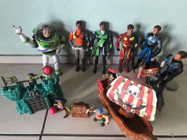 Brinquedos de meninos, completo (usados) - Foto 3