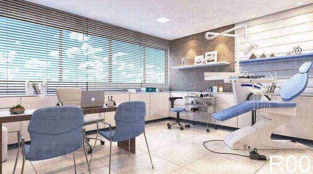 Torreão Executive Plaza - Salas de 27 a 29m² - 1 banheiro - Campo Grande, Recife - PE - Foto 3