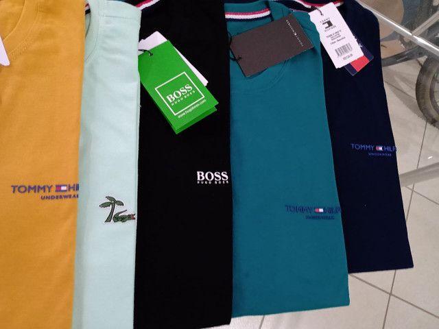 Camisa malha fio 30 Premium - Foto 3