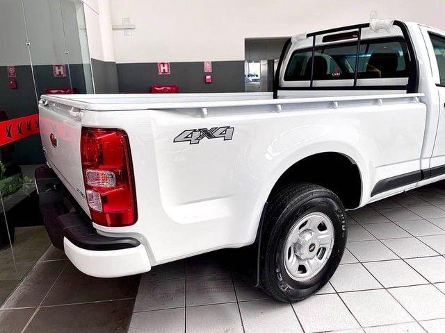 Chevrolet S10 LS 2.8 16v 4x4 CS 2022 0KM - Foto 13