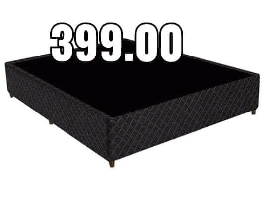BASE BOX SOLTEIRO 299,00 / BASE BOX CASAL 399,00 - Foto 2