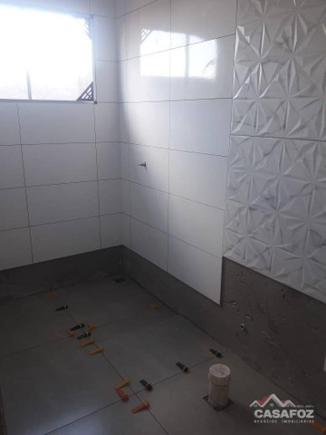 CA0175 - CASA Á VENDA NA REGIÃO DO JARDIM IPÊ EM FOZ DO IGUAÇU - PR - Foto 11
