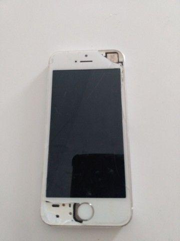iPhone 5s retirada de peças - Foto 2