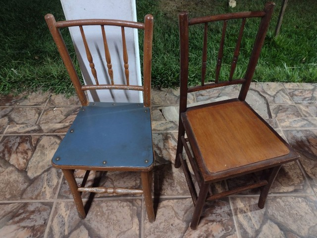 Cadeiras e bule - Foto 2