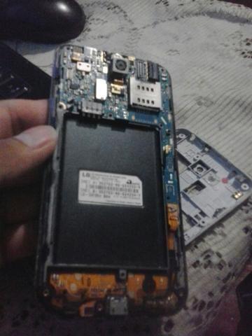 Placa LG L90 e Bateria