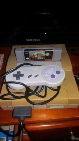 Vend0 ou Troc0 Super Nintendo por celular